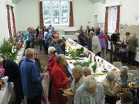 Wetheral Show in the old hall