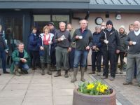 Tree planting gang - Mar 2015