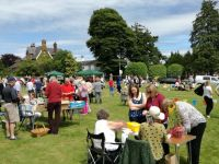 Village Fete - July 2017